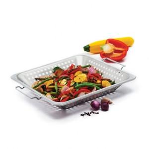 wok de acero inox 96321topper